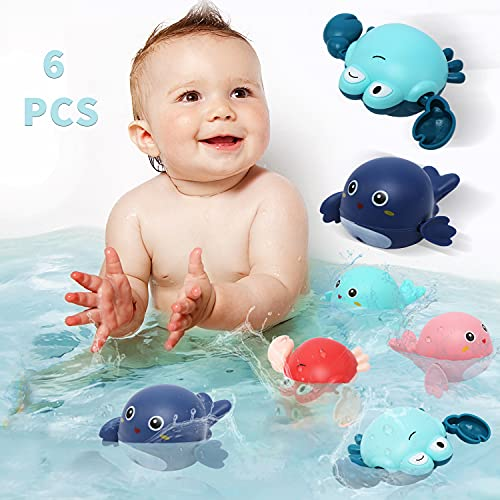 Baby Bath Toys 6 Months to 3 Years Old, Bath Toys...