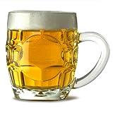 Britannia boccali di birra/285ml–Set di 4bicchieri da mezza pinta Tankard, Brita...