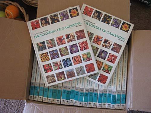 FERRY Bio-Saatgut Nicht nur Pflanzen: Die New Illustrated Encyclopedia of Gardening 100 Seeds Band 1972 Greystone Press