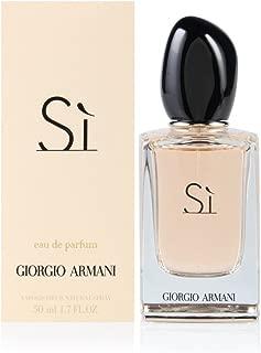 Giorgio Armani Si Eau de Parfum Spray, 1.7 Ounce