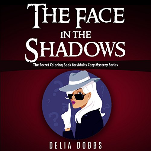 The Face in the Shadows audiobook cover art