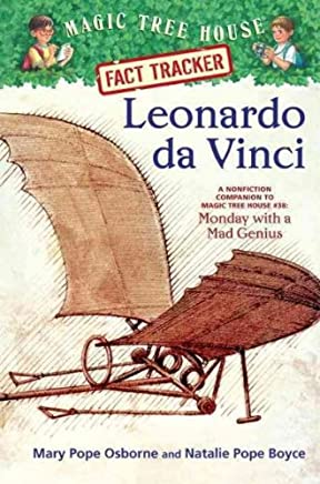 [(Leonardo Da Vinci: A Nonfiction Companion to Monday with a Mad Genius )] [Author: Mary Pope Osborne] [Jan-2009]