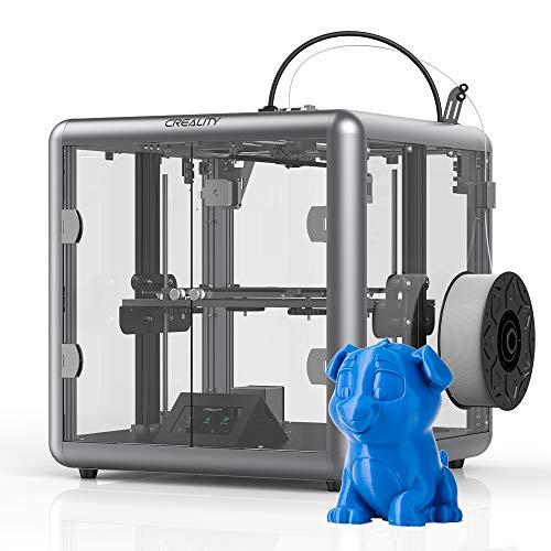 Creality 3D Printer Sermoon D1 DIY 3D FDM Dual Zaxis Printer Silent...