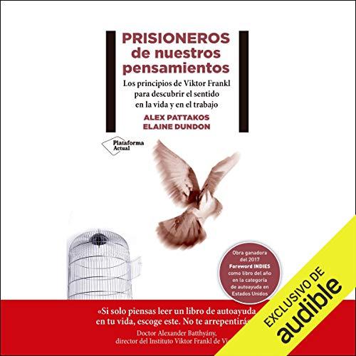 Prisioneros de nuestros pensamientos (Narración en Castellano) audiobook cover art