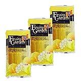 マルゴ食品 果汁100% フルーツガーデン 60ml×10本入 【3袋セット】