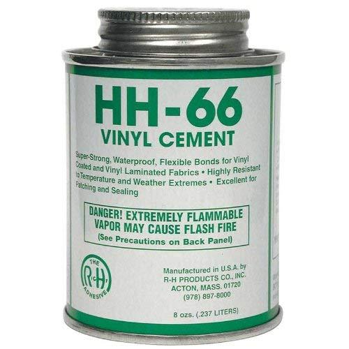 HH-66 Vinyl Cement, 8 Ounce Can
