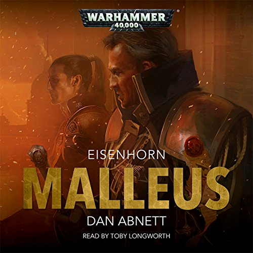 Malleus: Warhammer 40,000 audiobook cover art