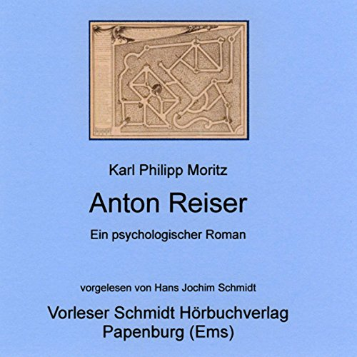 Anton Reiser audiobook cover art