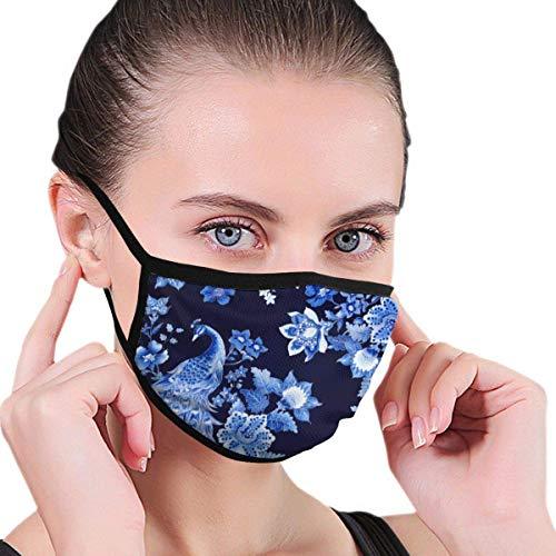 Print Nariz Protector Cara Bufandas Anti Polvo para Hombres Mujeres