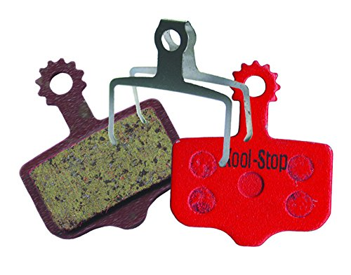Kool Stop Disc Pads Organic Compound, Disc Brake Pads, Shape: AVID Elixir XX, Organic, Pair