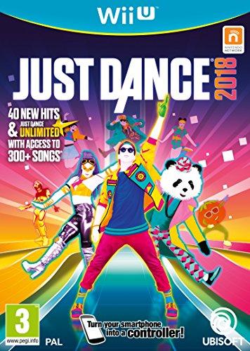 Just Dance 2018 (Nintendo Wii U) [Importación inglesa]