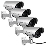 Fake Cameras for Outdoor, Dummy Camera CCTV Surveillance System