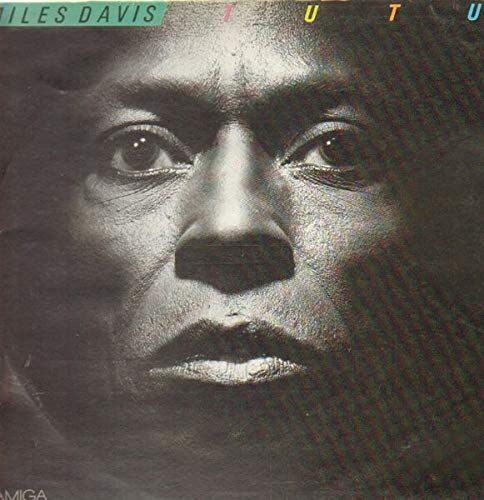 Miles Davis - Tutu - AMIGA - 8 56 333