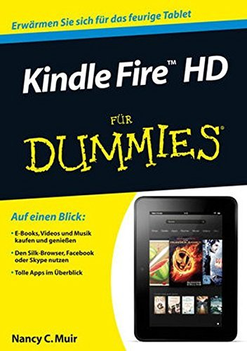 Kindle Fire HD fur Dummies (F??r Dummies) by Nancy C. Muir (2013-02-13)