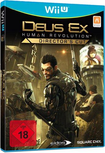 test Deus Ex: Human Revolution Director's Cut – [Nintendo Wii U] Deutschland