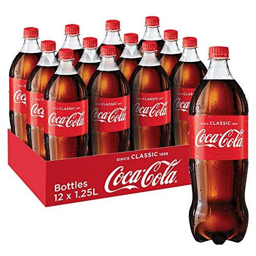 Coca-Cola Classic, 12 x 1.25 l