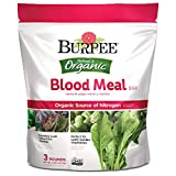 Burpee Organic Blood Meal Fertilizer
