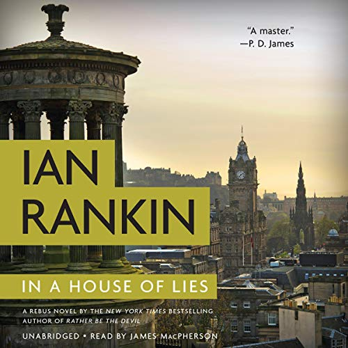 In a House of Lies audiobook cover art