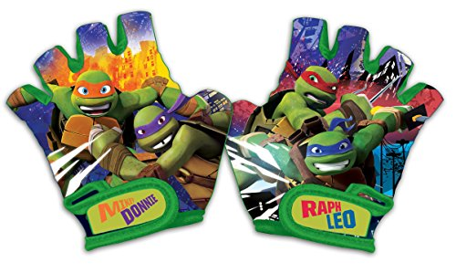 Ninja Turtles 80186–Paar Handschuhe Disney