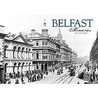 Belfast Memories A4 カレンダー 2021