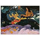 JUNIWORDS Poster, Paul Gauguin, Am Meer, Fatata te miti, 27
