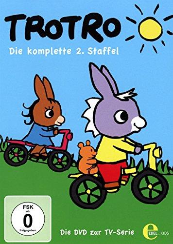 Trotro - Die komplette 2. Staffel - Die DVD zur TV-Serie
