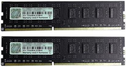 G-Skill 8GB DDR3 1333 CL9.0 Kit Dual