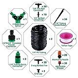 Zoom IMG-1 sprinkler kit emooqi irrigazione serra