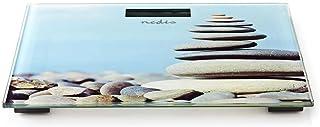 TronicXL - Báscula digital para baño (cristal de seguridad)