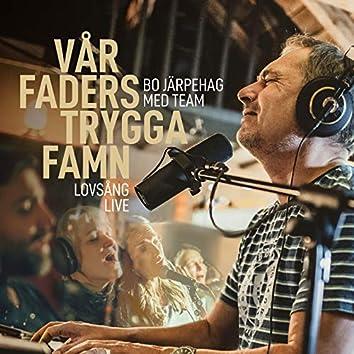 Vår Faders trygga famn (Live)