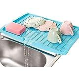Scolapiatti, vaschetta plastica lavello piano di lavoro Drainboard