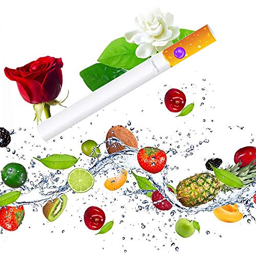 NIVNI Consejos de filtro, cápsulas aromáticas de sabor mixto, cuentas de explosión DIY Cápsula de cigarrillo Clic filtro de aroma tarjeta de infusión sabor 100 unidades