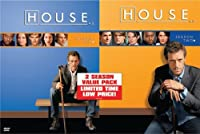 House: Season One & Two [DVD]