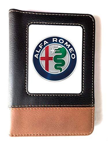 Portadocumentos para Coche Alfa Roméo