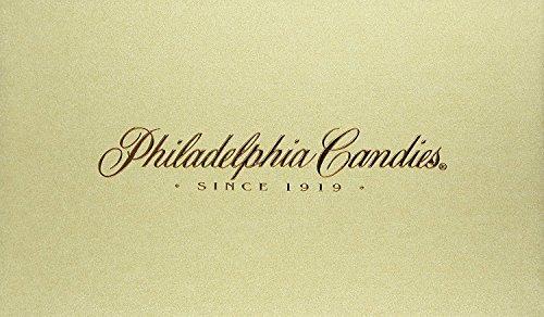 Philadelphia Candies Dark Chocolate Covered Brazil Nuts, 1 Pound Gift Box