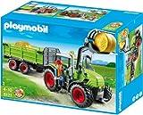 Playmobil 5121 - Riesen-Traktor mit Anhänger