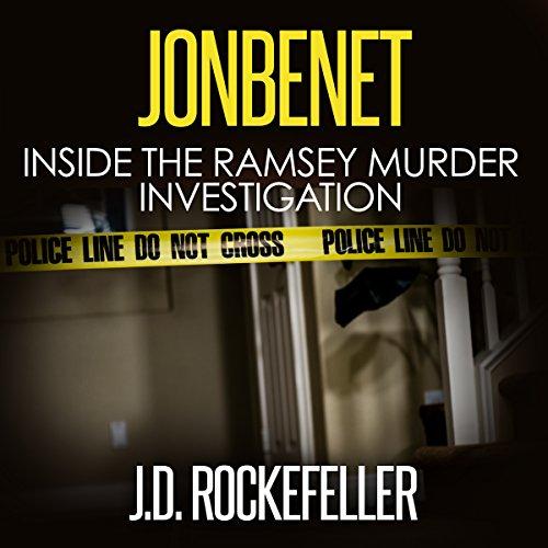 JonBenet audiobook cover art
