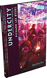 FFG Undercity Novella, Multicolor