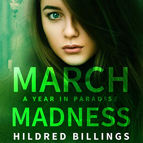 March Madness audiobook cover art