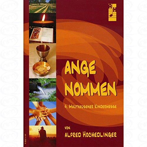 Angekommen - arrangiert für Liederbuch - mit CD [Noten/Sheetmusic] Komponist : HOCHEDLINGER ALFRED