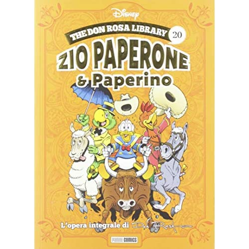 The Don Rosa Library n .20