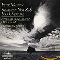 Symphonies Nos. 8 & 9 Folk Overture