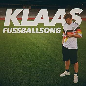 Klaas Fußballsong (Ich schaue Fußball an) - WM 2018