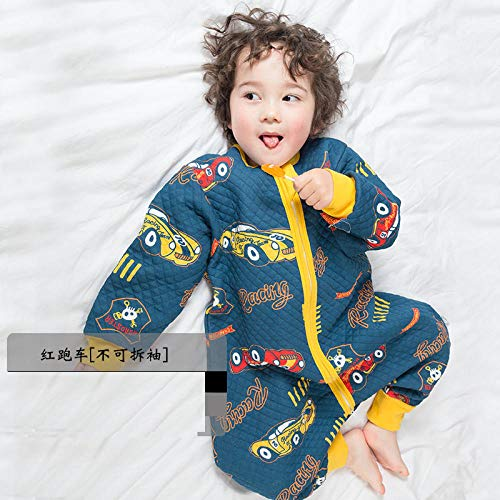 Saco Dormir Para Bebés Niños Niñas,Saco Dormir Para Bebé Con Piernas Divididas,...