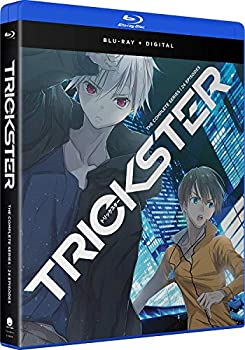 Trickster  The Complete Series [Blu-ray]