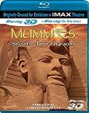 Mummies: Secrets of the Pharaohs [Blu-ray 3D]