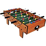 Chocozone Skylofts Big-Sized Football Table Soccer Game with 6 Rods Toys for 4 Years Old Boys and Girls and Adult (69 cm)