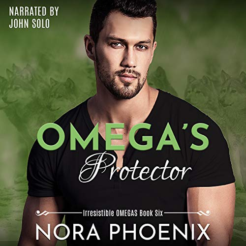 Omega's Protector Audiobook By Nora Phoenix cover art