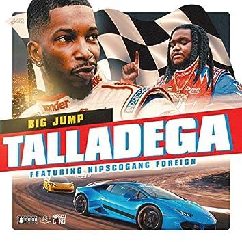 Talladega (feat. NipscoGang Foreign)