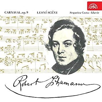 Schumann: Carnaval, Op 9, Waldszenen, Op. 82